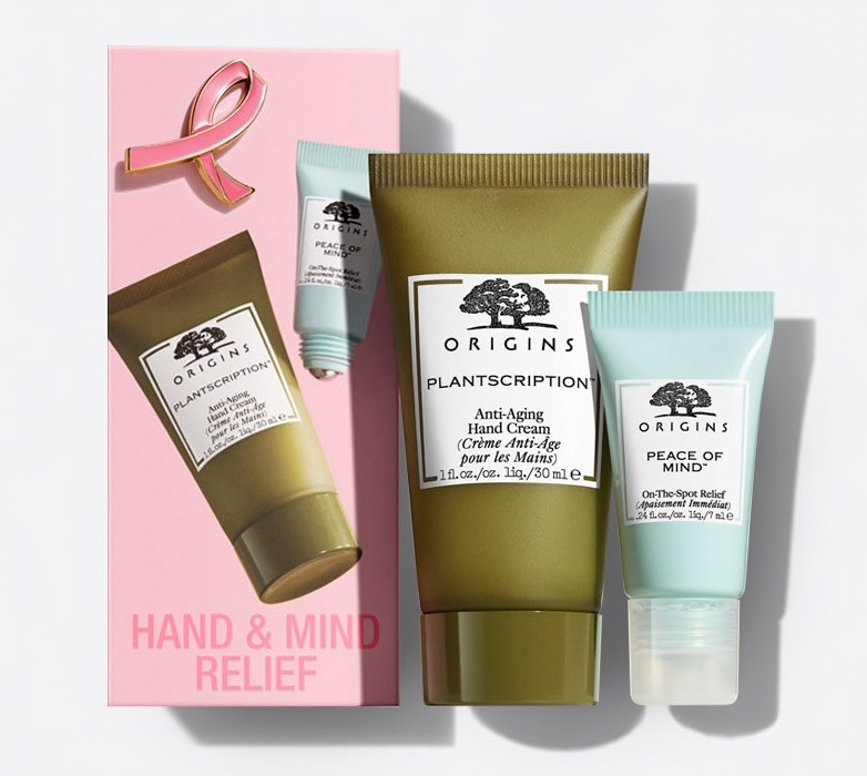 ORIGINS | Limited Edition Hand & Mind Relief Set