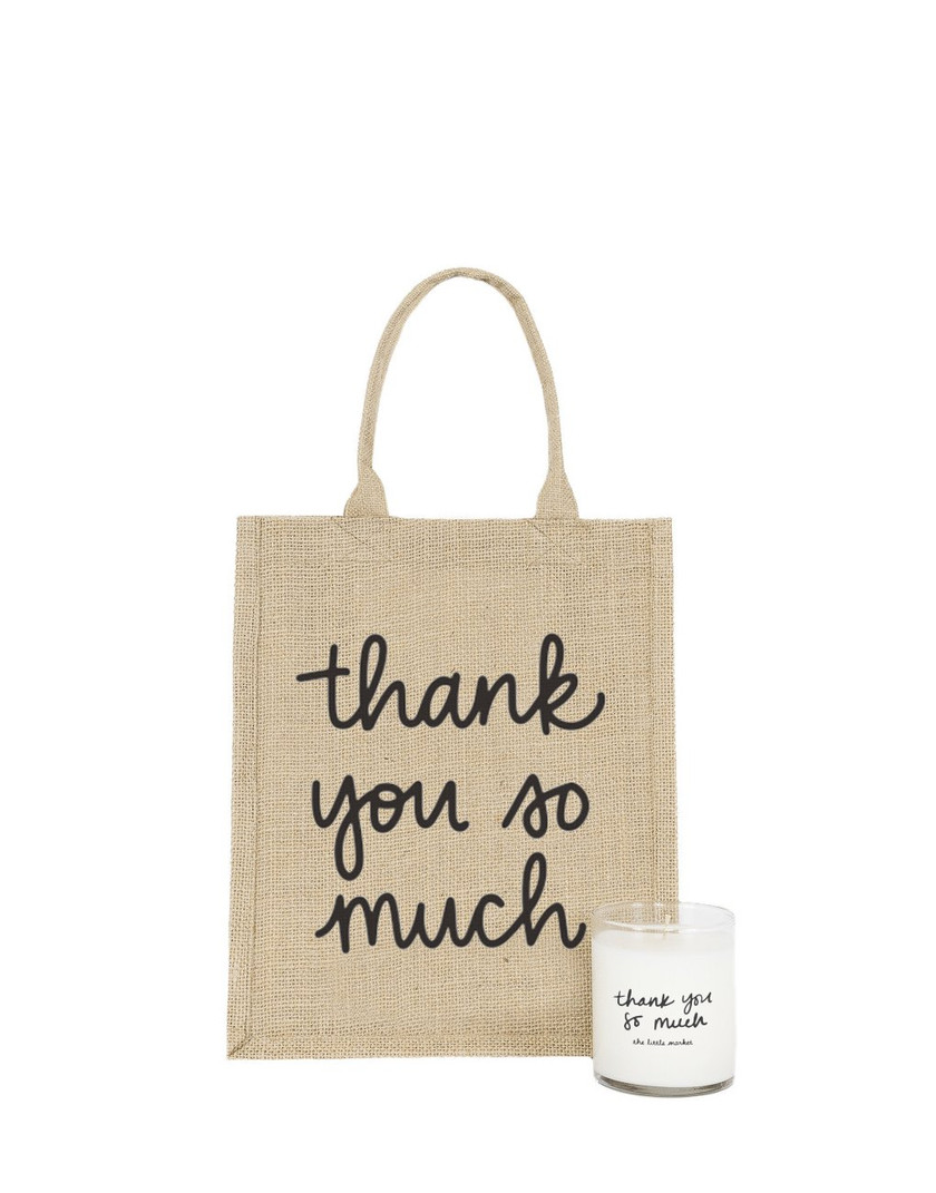 The Little Market | Thank You So Much Gift Bag Set