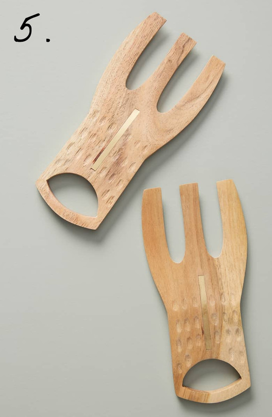 Nordstrom | Anthropologie Asha Set of 2 Salad Servers