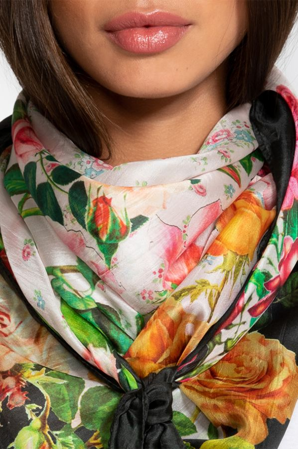 Johnny Was | Bed of Roses Scarf