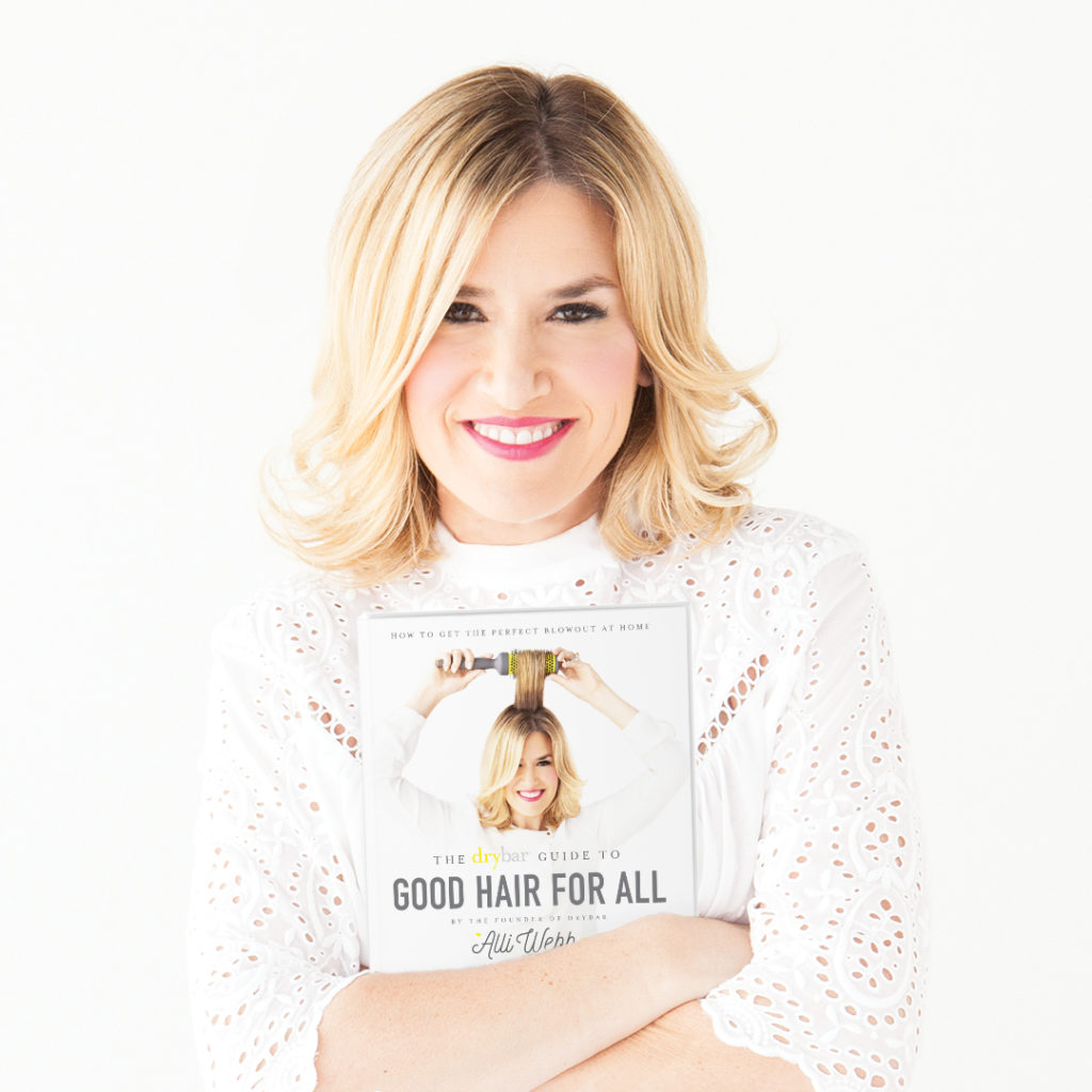 Alli Webb/Drybar | Good Hair For All Book