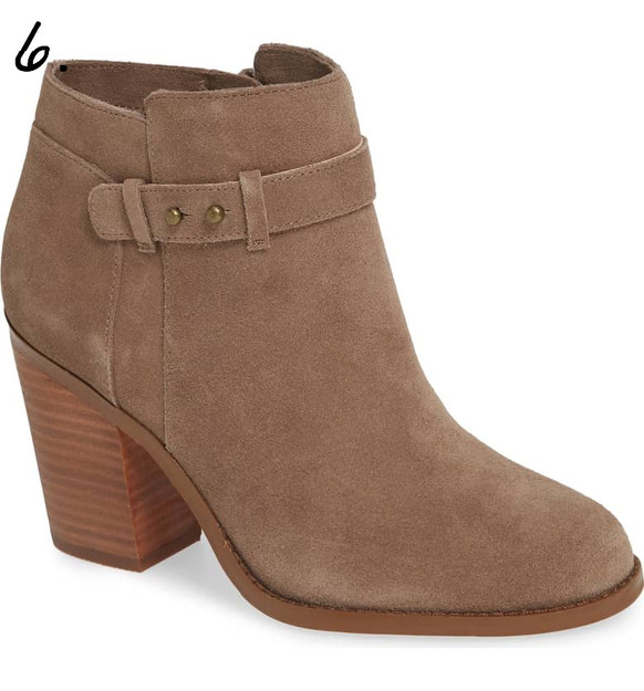 Nordstrom | SOLE SOCIETY 'Lyriq' Bootie