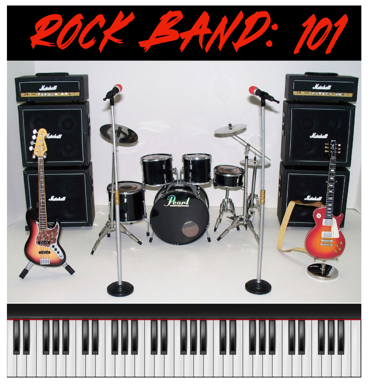 Rock Band 101 Thickwood: 8 Wk(Grade 4-8)