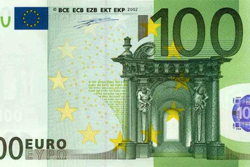Donatie 100 euro