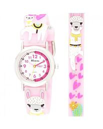 Time Teacher Watch - LLama
