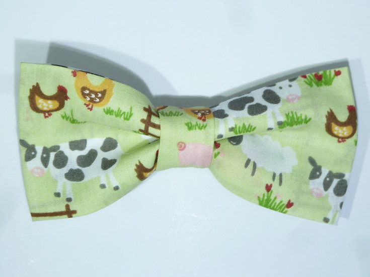 Bowtie - Farmyard Animals