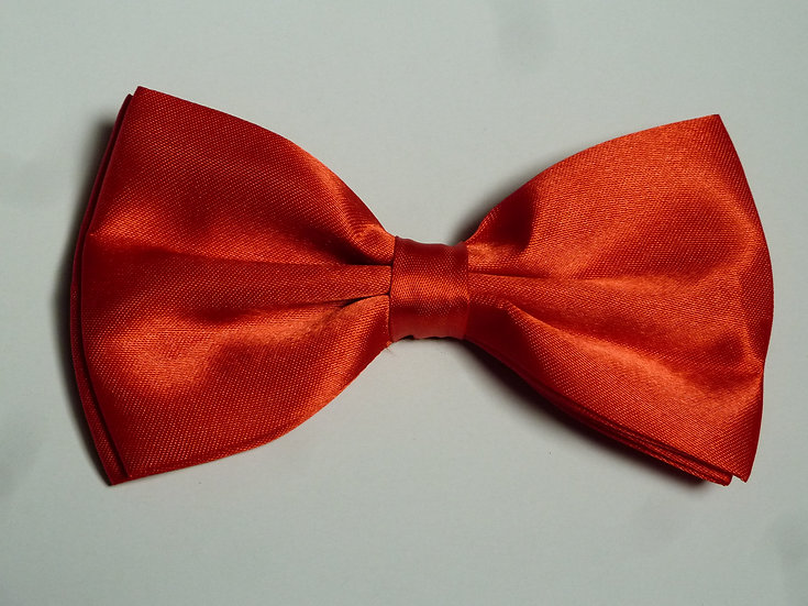 Bowtie - Bright Red