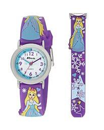 Time Teacher Watch - Frozen design