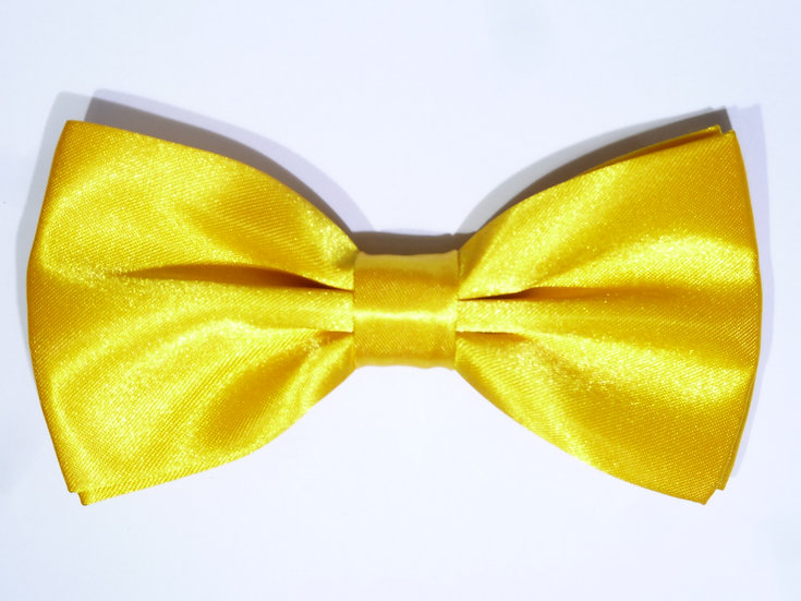 Bowtie - Buttercup Yellow