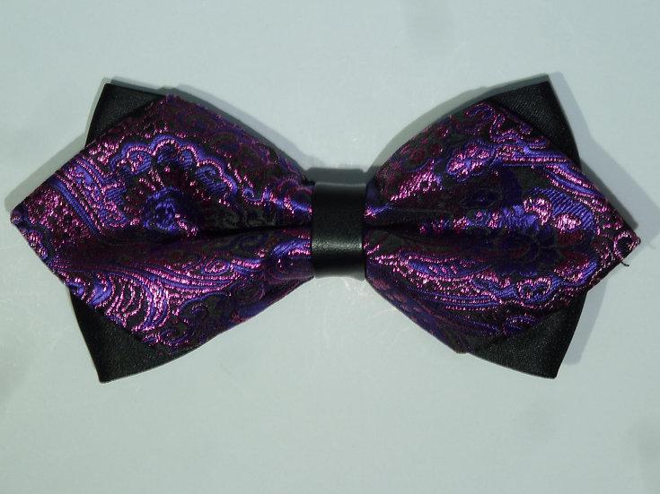 Bowtie - Pink/Purple points