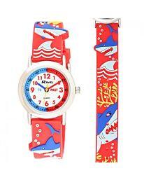Time Teacher Watch - Shark