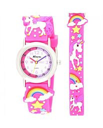 Time Teacher Watch - Unicorn