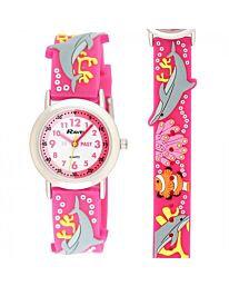Time Teacher Watch - Dolphin