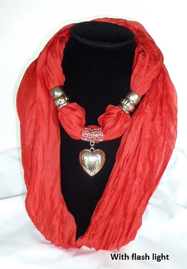 Crinkle Set - Red Heart