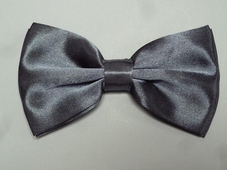 Bowtie - Silver Grey