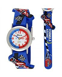 Time Teacher Watch - Racing Car