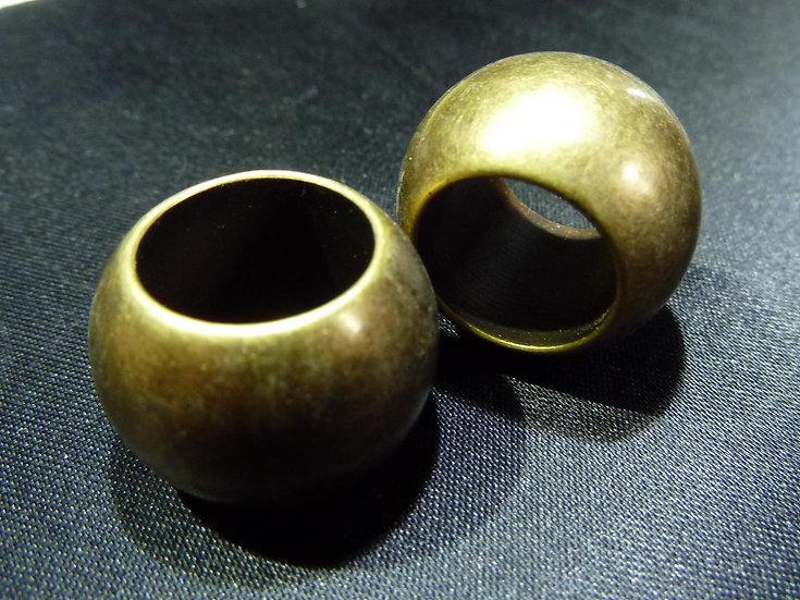 Scarf Decor Rings - Design 7