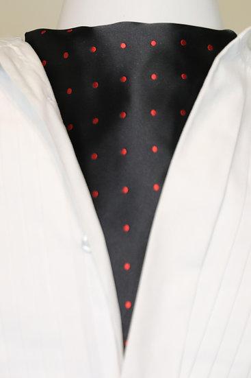 Cravat - Large Polka Dot
