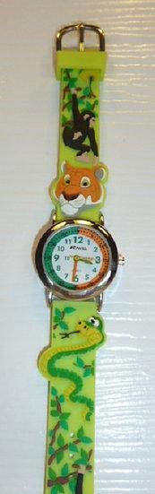 Time Teacher Watch - Animals