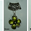 Thumbnail: Scarf Pendant - Flower