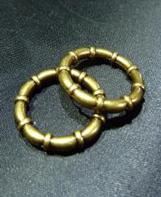 Scarf Decor Rings