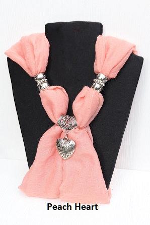 Sparkle Set - Peach Heart
