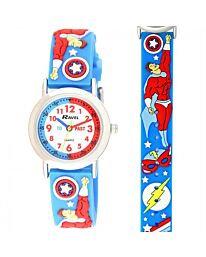 Time Teacher Watch - Super Hero