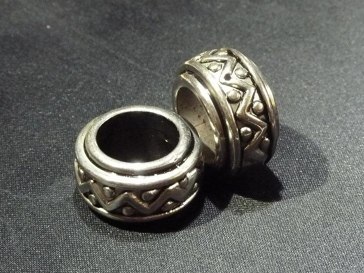 Scarf Decor Rings - Design 1