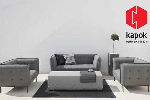 Cozy Lounge Set 3-teilig