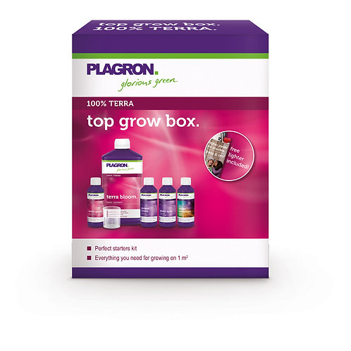 Plagron Dünger top grow box 100% Terra