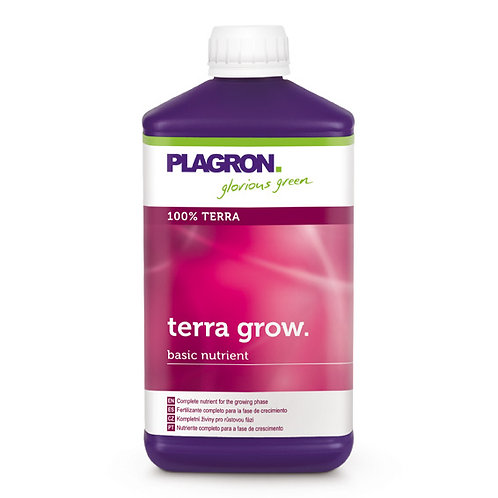 Plagron Dünger terra grow 1ltr.