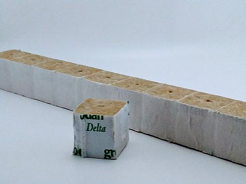 Pflanzensubstrat GRODAN delta 40x40mm / 15 Stück