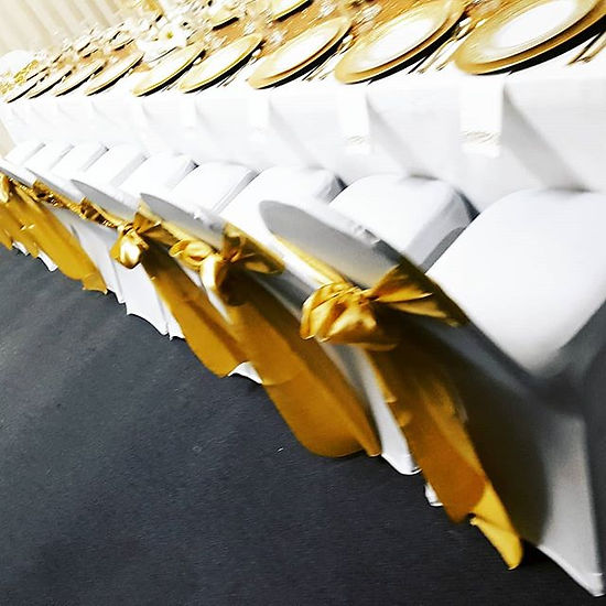 The GOLD & White decor by DW&E...jpg