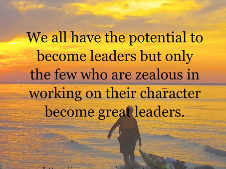 12 Attributes of a Great Leader