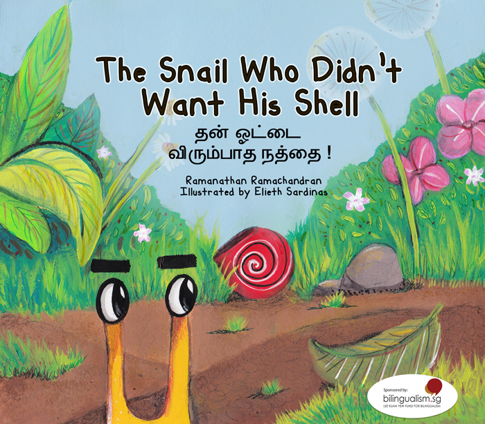 The Snail Who Didn't Want His Shell.