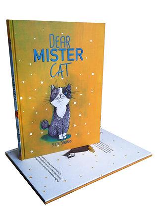 Dear Mister Cat Book