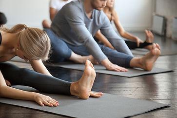 Yin Yang yoga bij Yoga Studio Apeldoorn