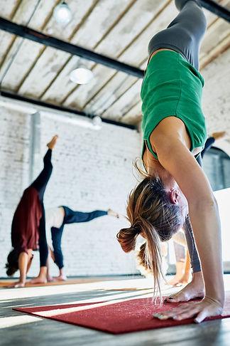 Tieneryoga bij Yoga Studio Apeldoorn