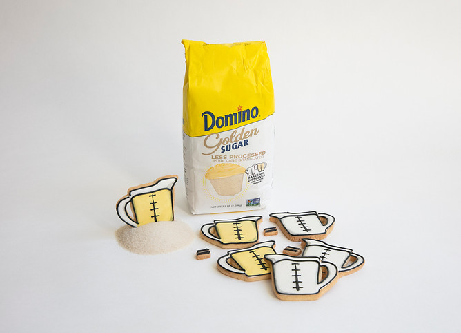 Spiced Domino® Golden Sugar Cookies