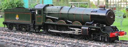 GWR King painted.jpg