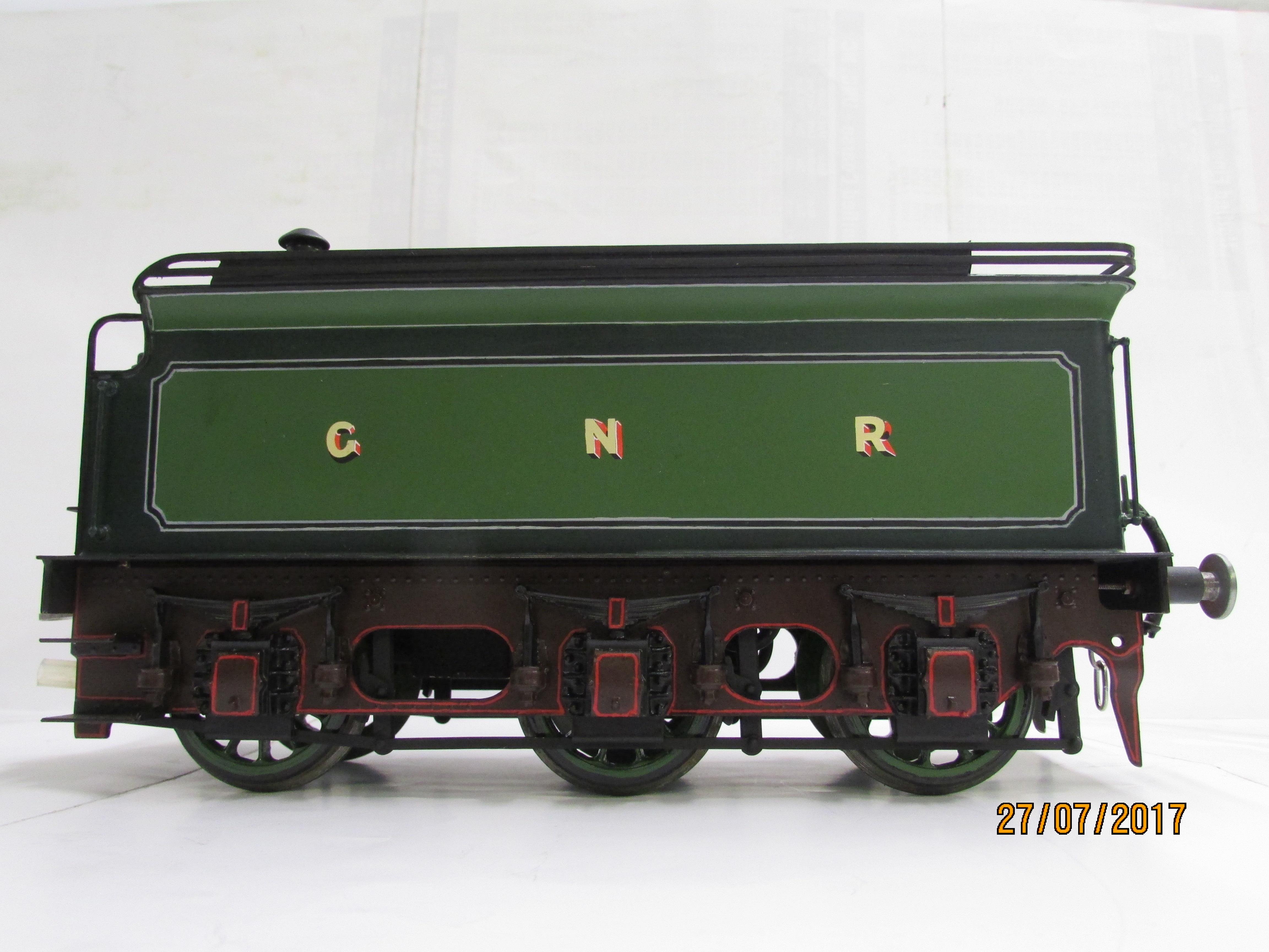 GNR tender