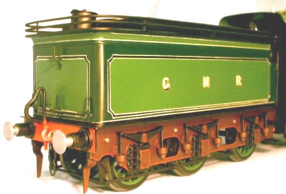 GNR Tender lining 1