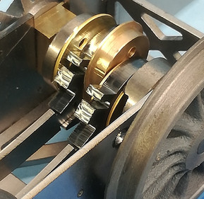 driving axle