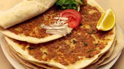 Lahmacun - Pizza turque
