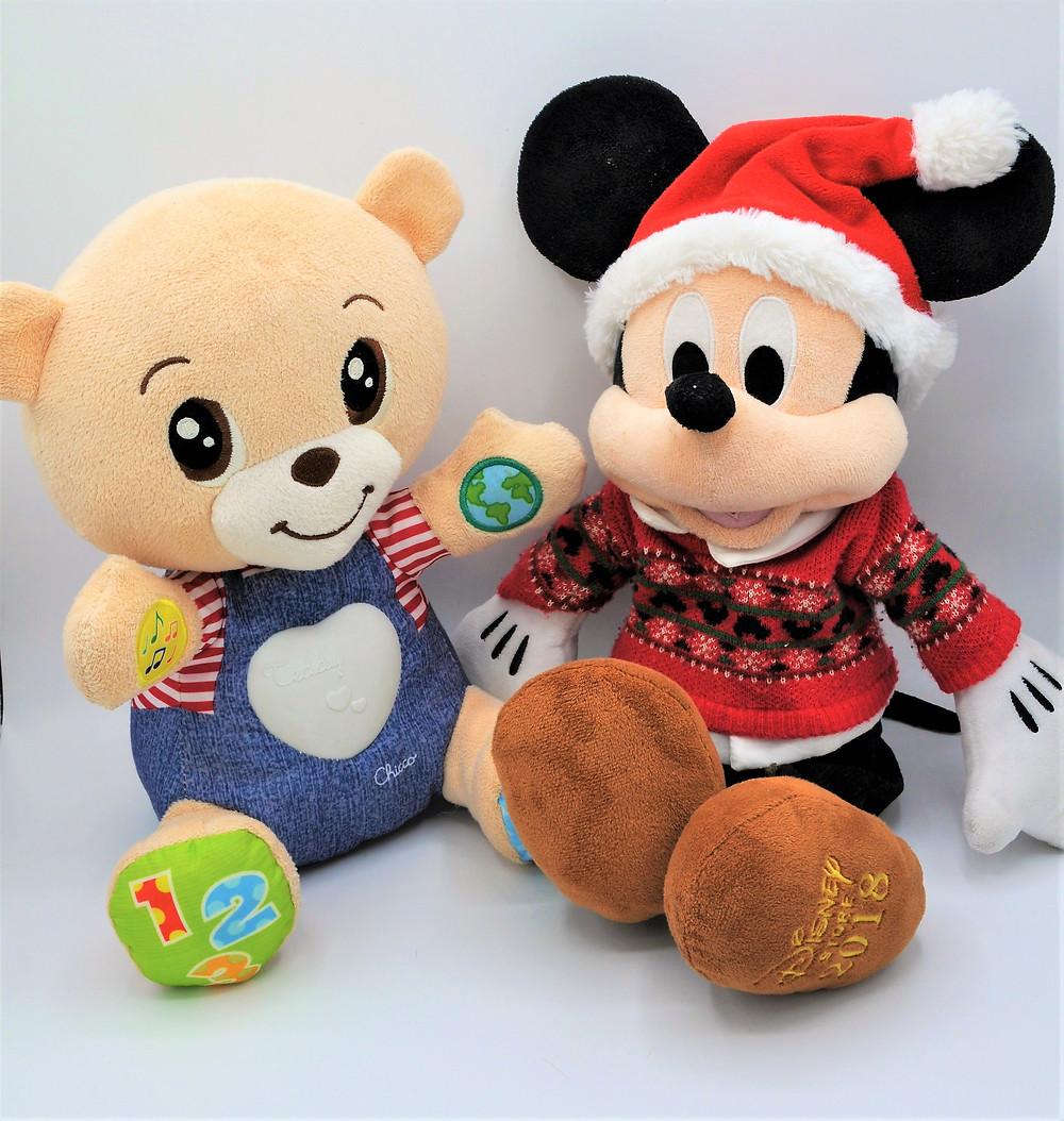 Teddy bear Chicco