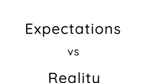Pregnancy: Expectations vs Reality