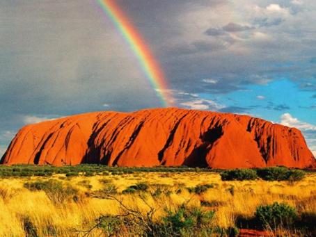 Uluru solstice connection