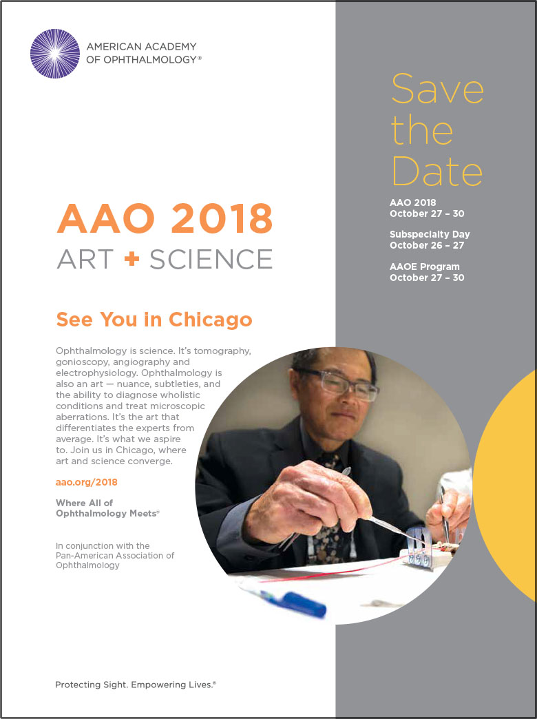 AFTER: AAO 2018