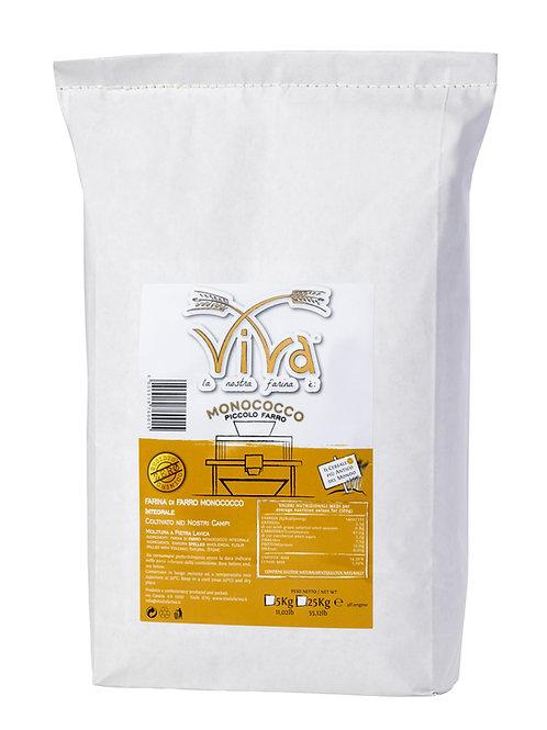 Farina di Farro Monococco Integrale 5 kg