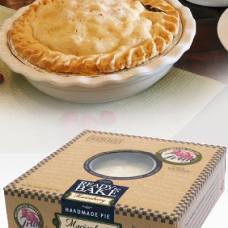 Pie: American Apple